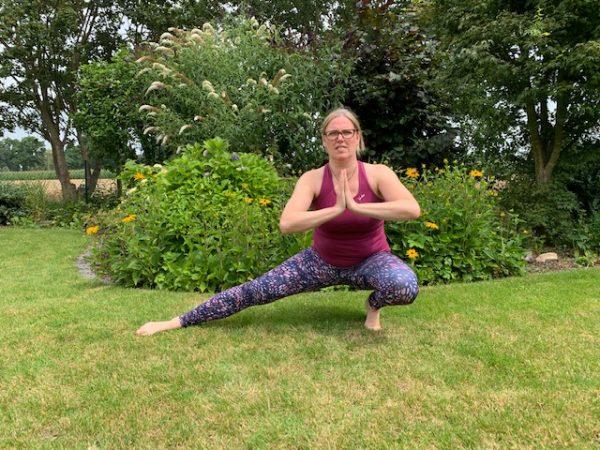 Faszien Yoga – Outdoor Frühlingserwachen im Garten