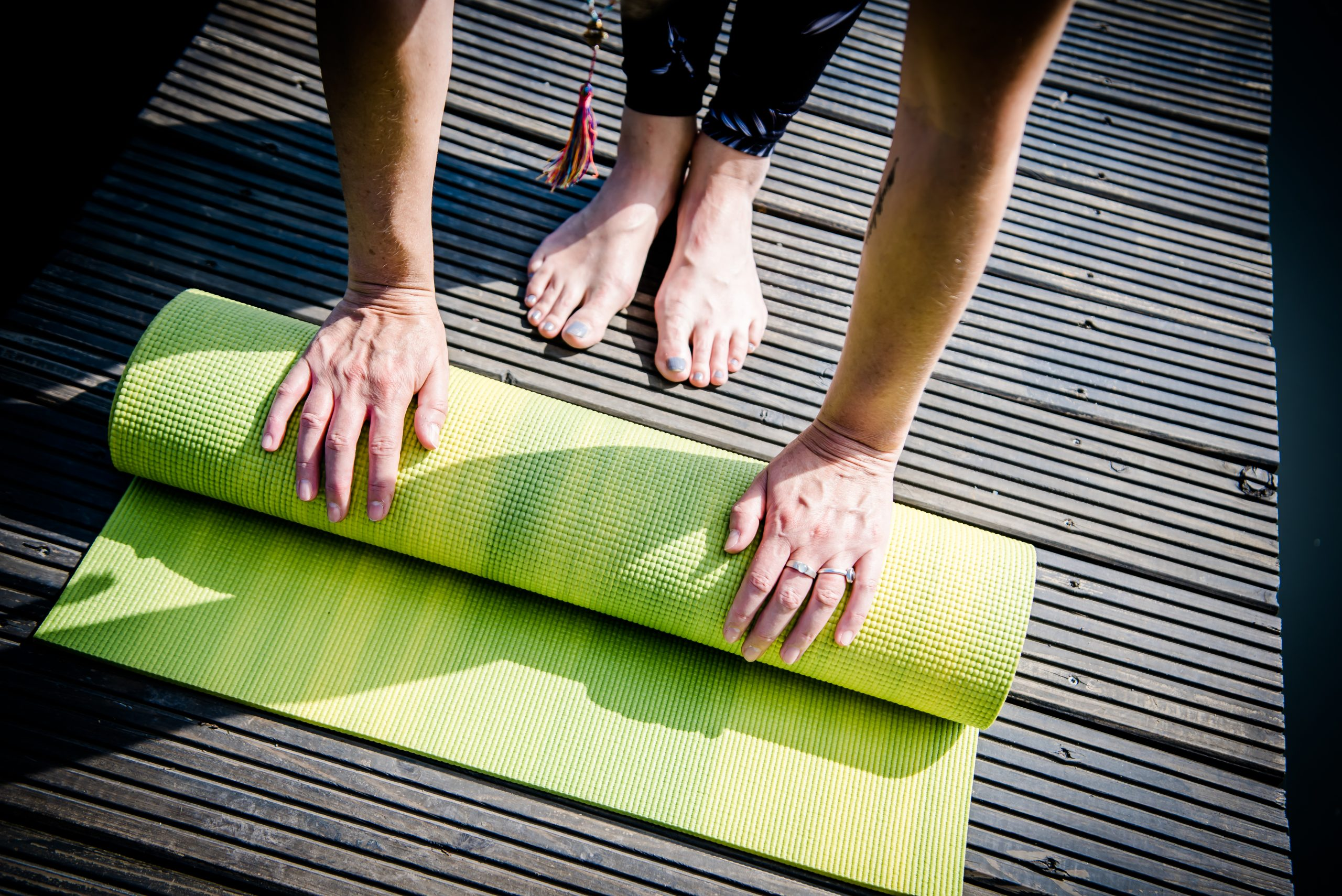 Faszien-Yoga Sommerleicht